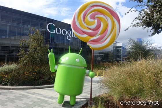 android5.0 lollipop